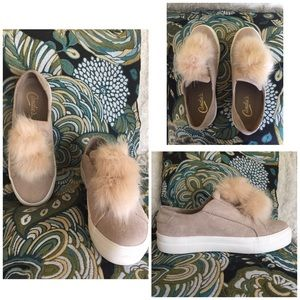 Candies Pom Pom Sneakers/ loafers